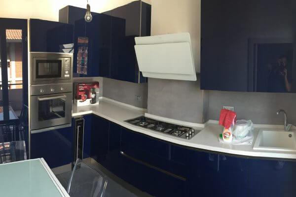 cucina navy