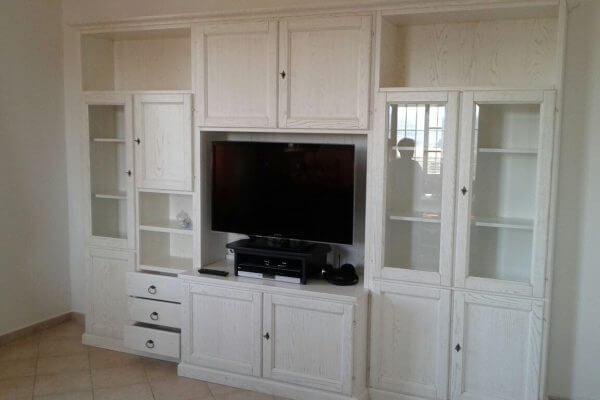 cucina classica bianca